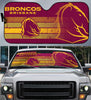 Image of Brisbane Broncos-AssNRL005 - LIMITED EDITION AUTO SUN SHADES