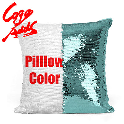 SFG pillow covers - sequin magic pillow