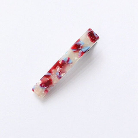 New Stye Resin Acetate Hair Clips