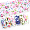 Image of 10Pcs/Set Fashion Nail Foil Sticker