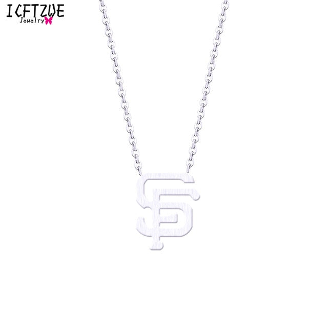 SF Giants Necklace For Women