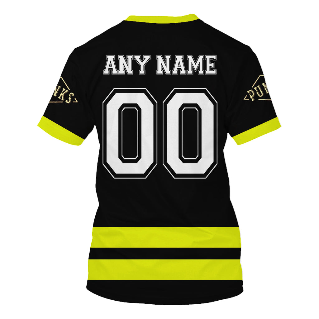 The Punk - Customize Name & Number