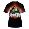 Image of ZAC-SpinalTap006 - HOT SALE 3D PRINTED - NOT IN STORE