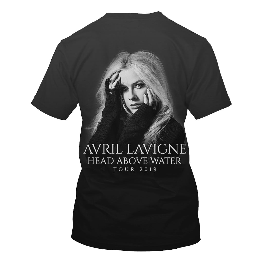 Avril Lavigne Tour 2019 - HOT SALE 3D PRINTED