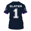 Image of Billy Slater-Storm001 - HOT SALE 3D PRINTED