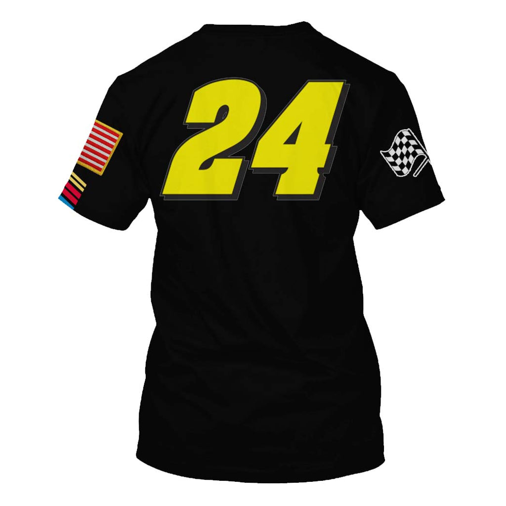 ZAC-JeffGordon002 - HOT SALE 3D PRINTED - NOT IN STORE