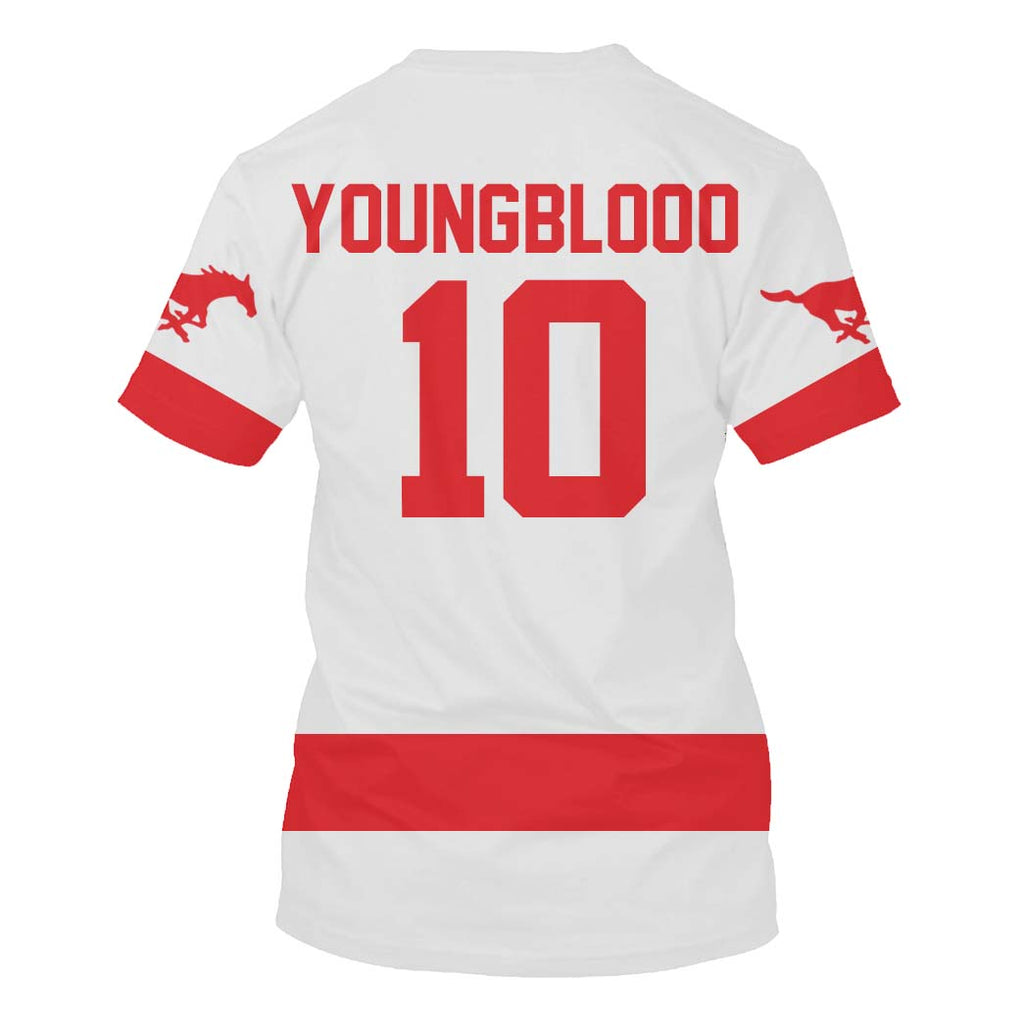 "Mustangs ""YOUNGBLOOD"" Movie"