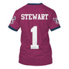 Image of Brett Stewart-NRLManly002 - HOT SALE 3D PRINTED - NOT IN STORE