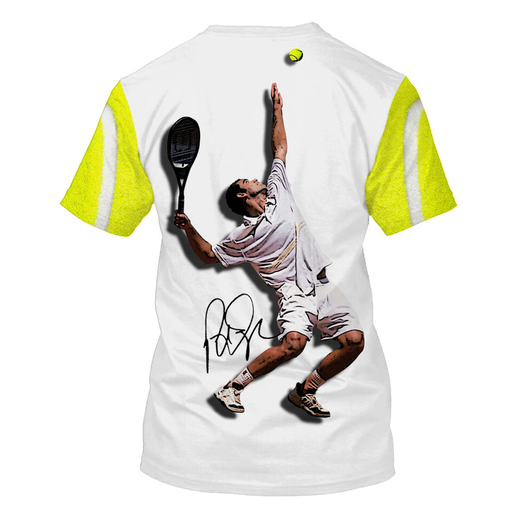 Pete Sampras-TennisPs003 - HOT SALE 3D PRINTED - NOT IN STORE