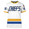 Image of Hanson Brothers #16 White