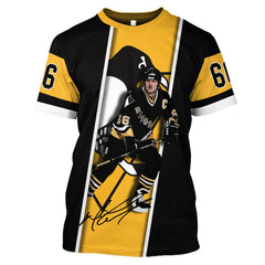 Mario Lemieux-NHLPP001 - HOT SALE 3D PRINTED - NOT IN STORE