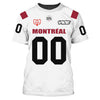 Image of Montreal Alouettes Away Jersey