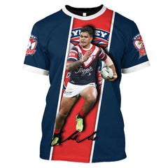 Latrell Mitchell-NRLSR005 - HOT SALE 3D PRINTED - NOT IN STORE