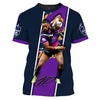 Image of Josh Addo-Carr-Storm004 - HOT SALE 3D PRINTED