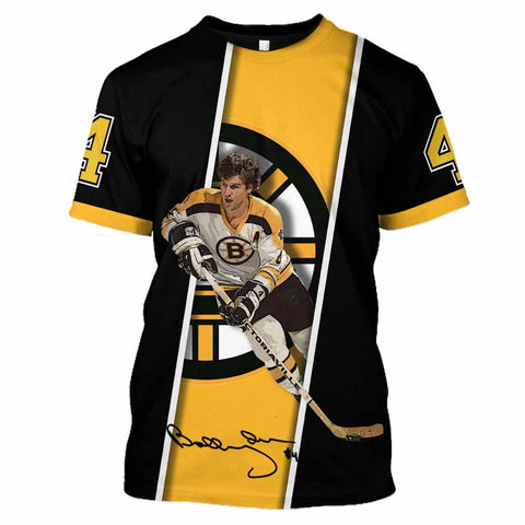 BOBBY ORR-NHLBB002 - HOT SALE 3D PRINTED - NOT IN STORE