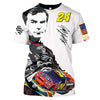 Image of ZAC-JeffGordon001 - HOT SALE 3D PRINTED - NOT IN STORE