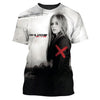 Image of ZAC-AvrilLavigne008 - HOT SALE 3D PRINTED - NOT IN STORE