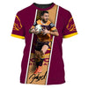 Image of Darius Boyd v1-NRLBB004 - HOT SALE 3D PRINTED - NOT IN STORE