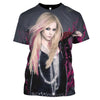 Image of ZAC-AvrilLavigne003 - HOT SALE 3D PRINTED - NOT IN STORE