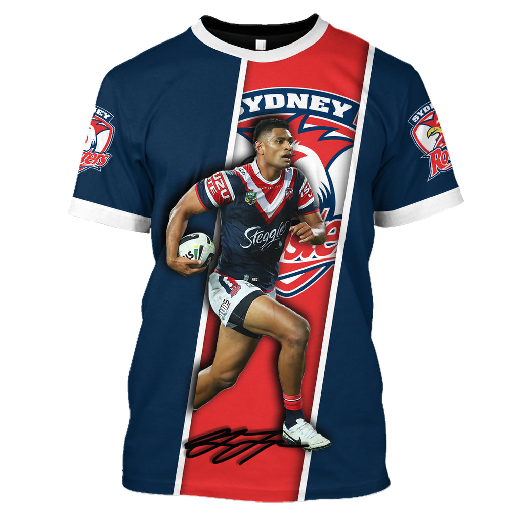 Daniel Tupou-NRLSR007 - HOT SALE 3D PRINTED - NOT IN STORE