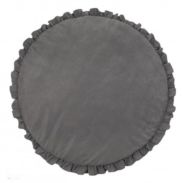 "40"" Round Plush Play Mat"