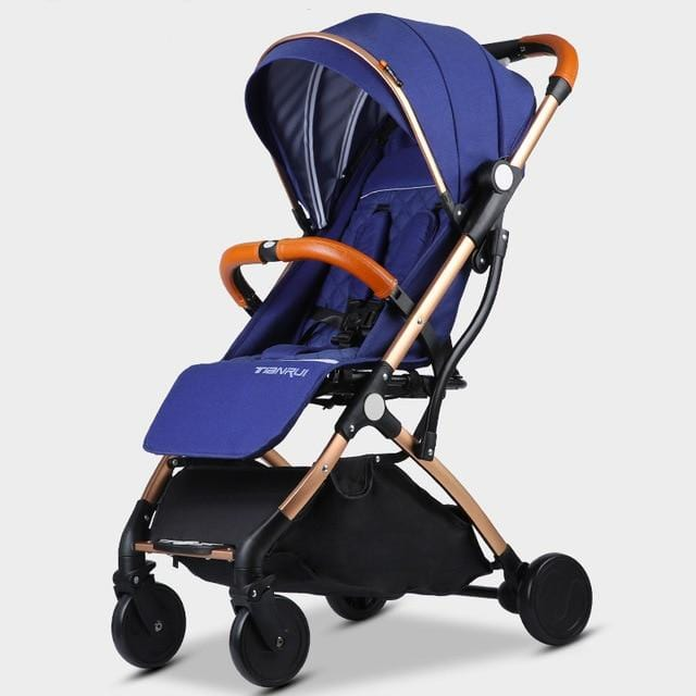 Lightweight Portable Travel Stroller - Includes Travel Bag