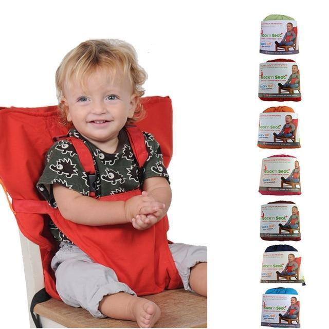 Portable Travel Dining Cover Chair for Babies