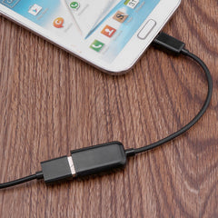 FORNORM Micro USB 3.01 Adapter Micro USB Male to USB Female Cable Adapter Micro USB Host Mode OTG Cable Connector Device