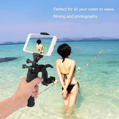 Floating Grip Handle Buoyancy Stick Sports Camera Shutter Trigger for Go Pro