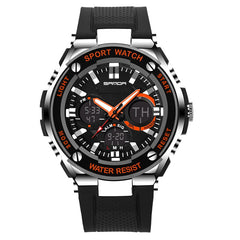 Stylish Casual Men'S Shockproof Watch