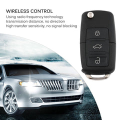 Universal 3 Channels Car Remote Control Switch Anti-theft Vehicle Alarm System