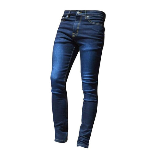 Mens Holes Jeans Slim Pants