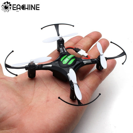 Eachine H8 Mini Headless RC Helicopter Mode 2.4G 4CH 6 Axle RC Quadcopter RTF Remote Control Toy For Kid Present VS JJRC H36