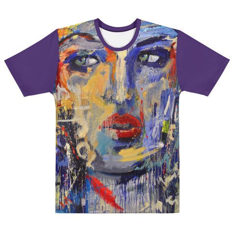 Fragile Men's T-shirt Collage Style Print