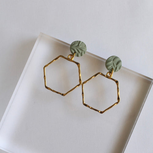 Nature Collection (Sage Hexagon)