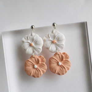 Wildflower (Peach Duo Dangle)