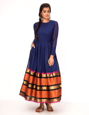 Pakeezah Long Striped Dress