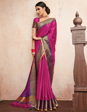 Parineeta Fuschia Pink