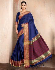 Parineeta Dark Blue