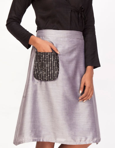 Seesa Pocket Skirt