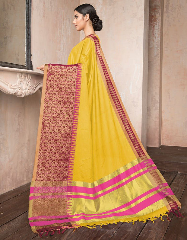Parineeta Sunshine Yellow