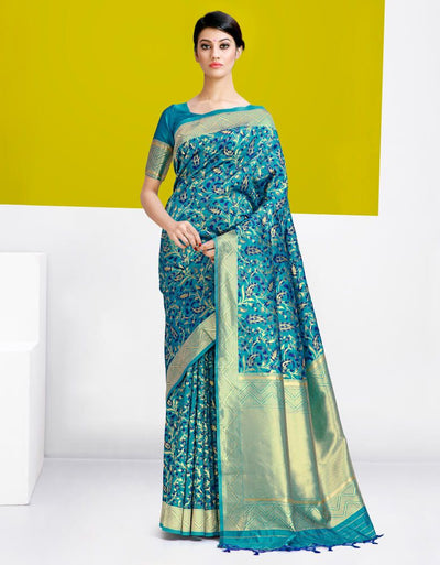 Siraa Peacock Blue