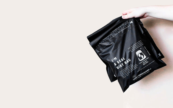Betterpackaging Co. - Real Dirt Bags are reusable