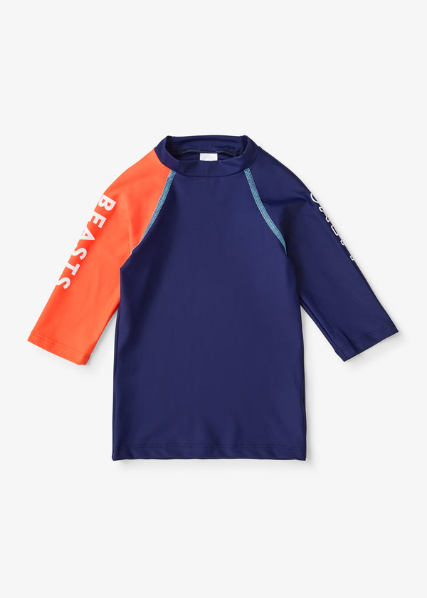 Beachy Beast Youth Sun Top