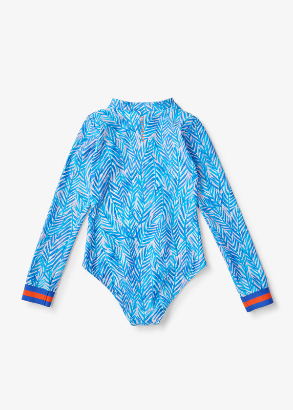 Cool Tropics Long Sleeve Swimmer