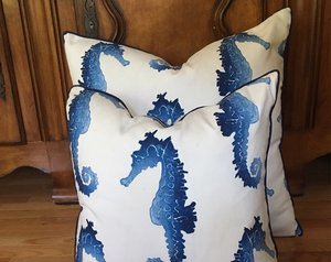 Pair of Custom Pillows (2)
