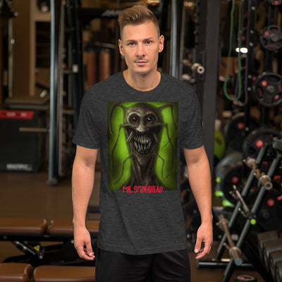 Mr. Spiderhead Short-Sleeve Unisex T-Shirt