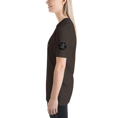 Agatha Pain Short-Sleeve Unisex T-Shirt