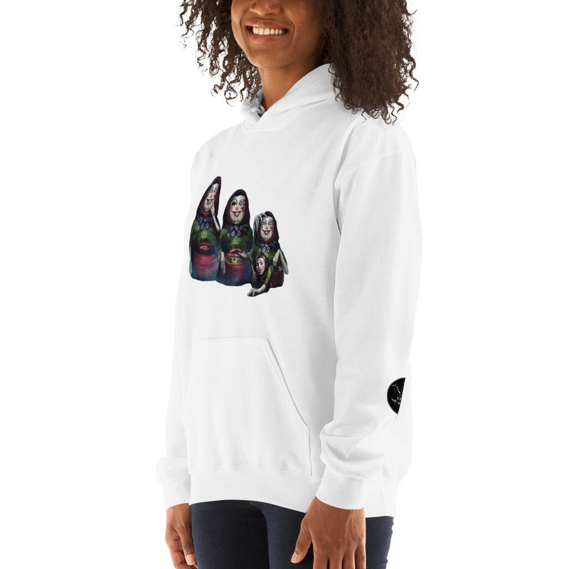 The Nesting Dolls Hooded Sweatshirt