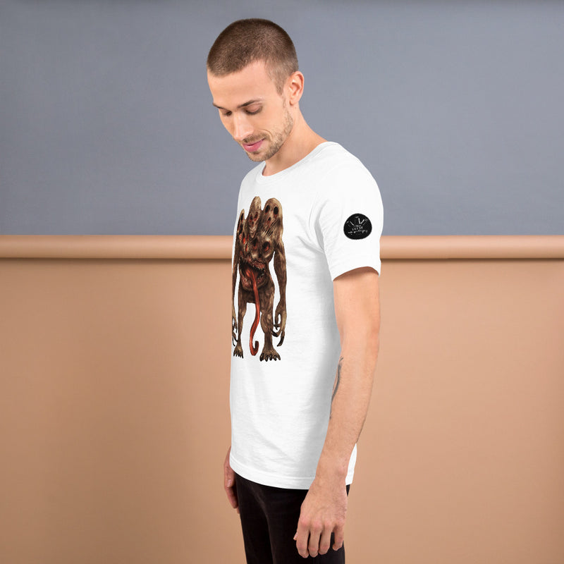 Cemetery God -Short-Sleeve Unisex T-Shirt